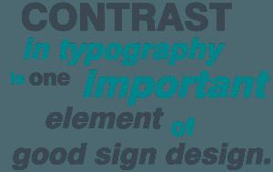 blog blurb text contrast