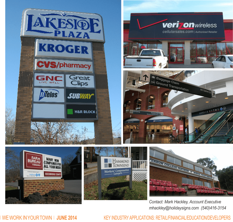 www.holidaysigns.com-roanoke-rocky-mount-custom-electric-signs-channel-letters-sign-service-maintenance-daktronics-dealers