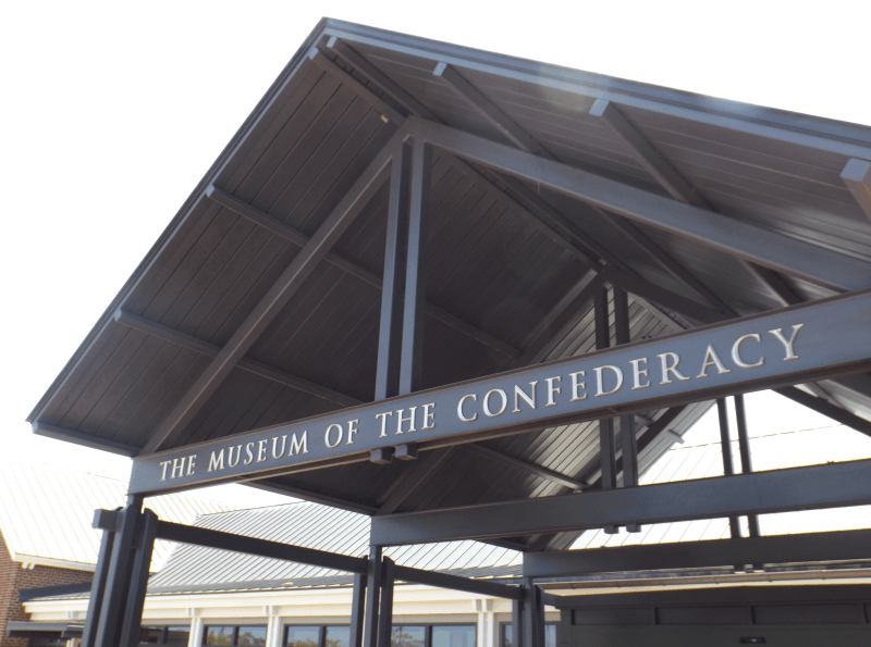 www.holidaysigns.com-museum-of-the-confederacy-appomattox-signage-systems