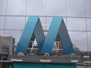 MWV Signage