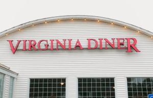 October 2014- General Signage- LED Retrofit- virginia diner pic 2