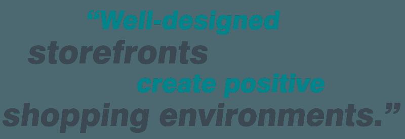 November 2014- General Signage-Storefront Design blog lines