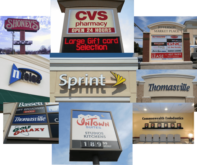 www.holidaysigns.com-newport-news-va-custom-electric-signs-channel-letters-sign-service-installation-crane