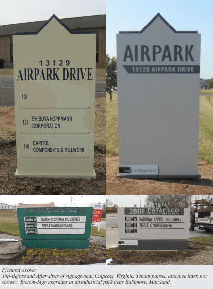 www.holidaysigns.com-signs-for-industrial-parks-MD-VA-DC-NC