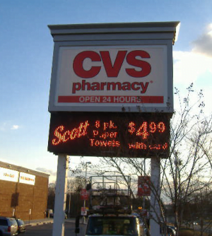 www.holidaysigns.com-richmond-va-cost-to-add-electronic-message-board-to-existing-sign