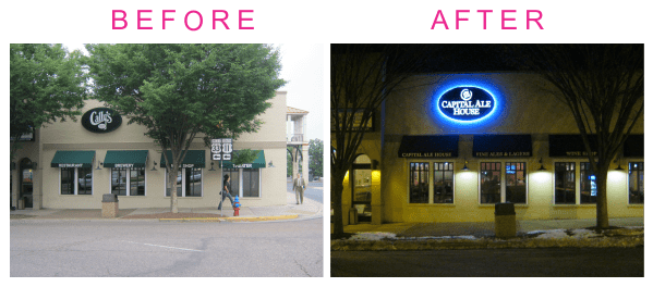 www.holidaysigns.com-harrisonburg-va-cost-of sign renovation