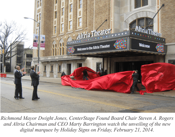 March 2014-Technically Challenging- Altria Theater Project-Sales pic6