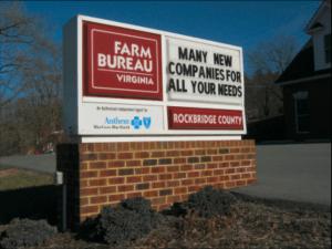farm bureau changer